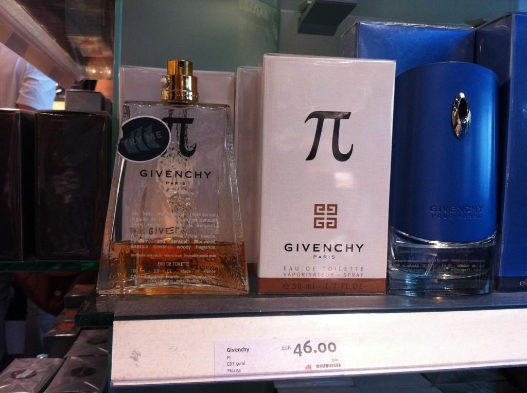 Parfüm Pi von Givenchy