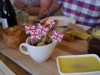 Viel Fleisch - very british!