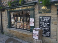 Puddingshop in Bakewell