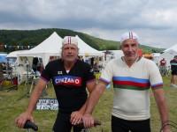 Zwei Teilnehmer aus Deutschland